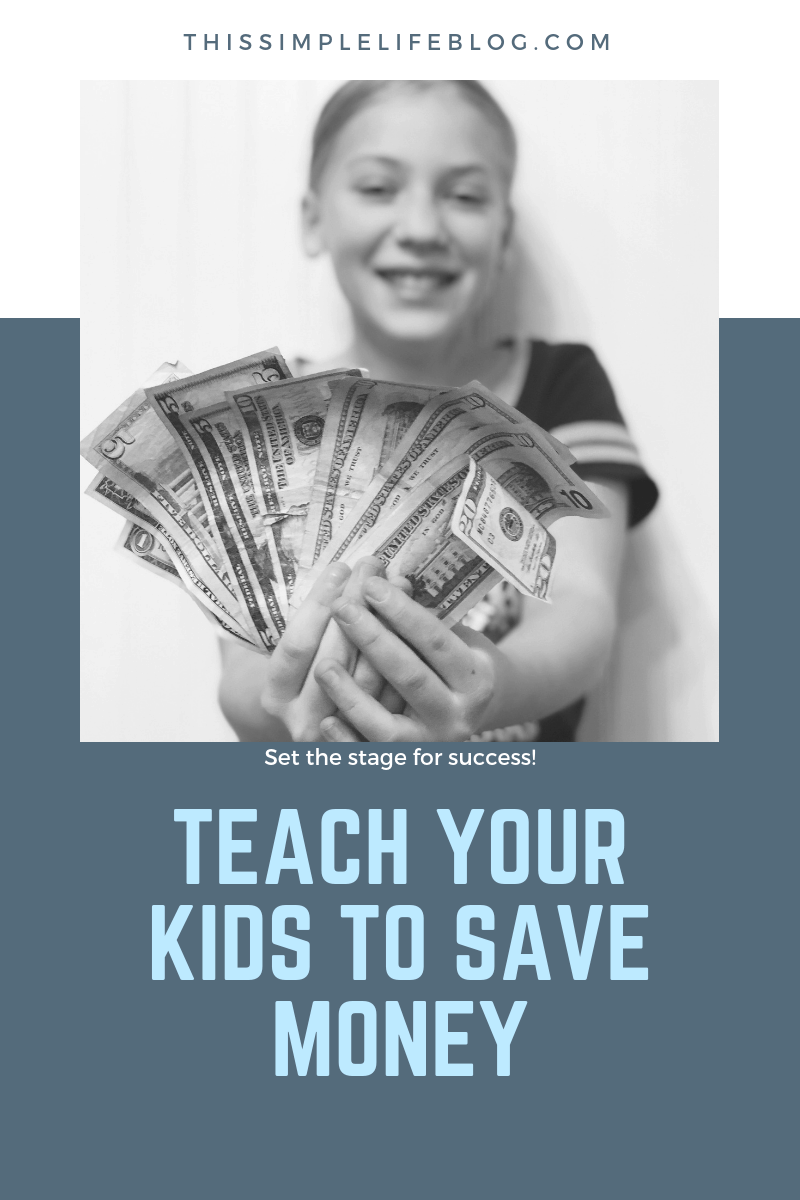 How to Teach your Kids to Save Money, When Stink at it Yourself!