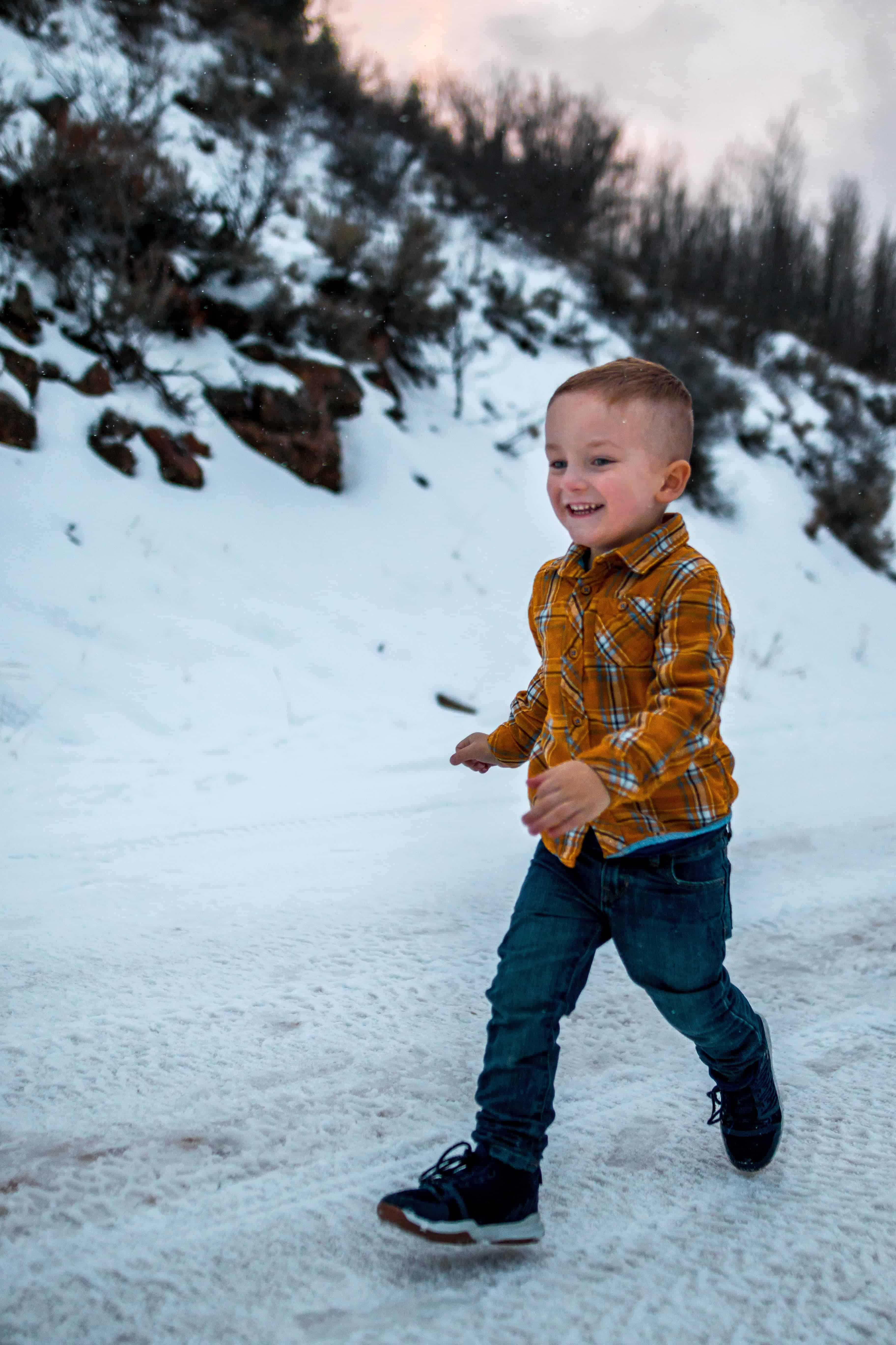 Fun Activities to Get Your Family Outdoors this Winter