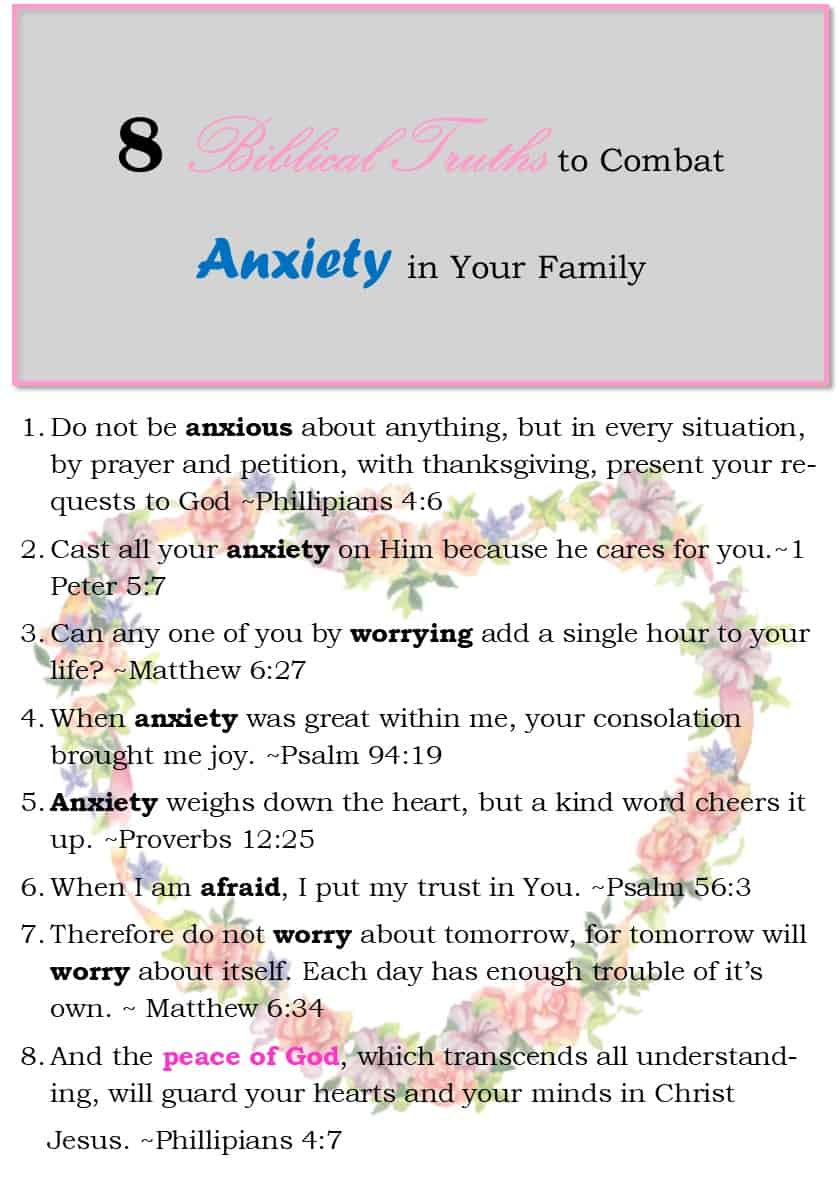 Anxiety, Kids, Parenting, Combating anxiety