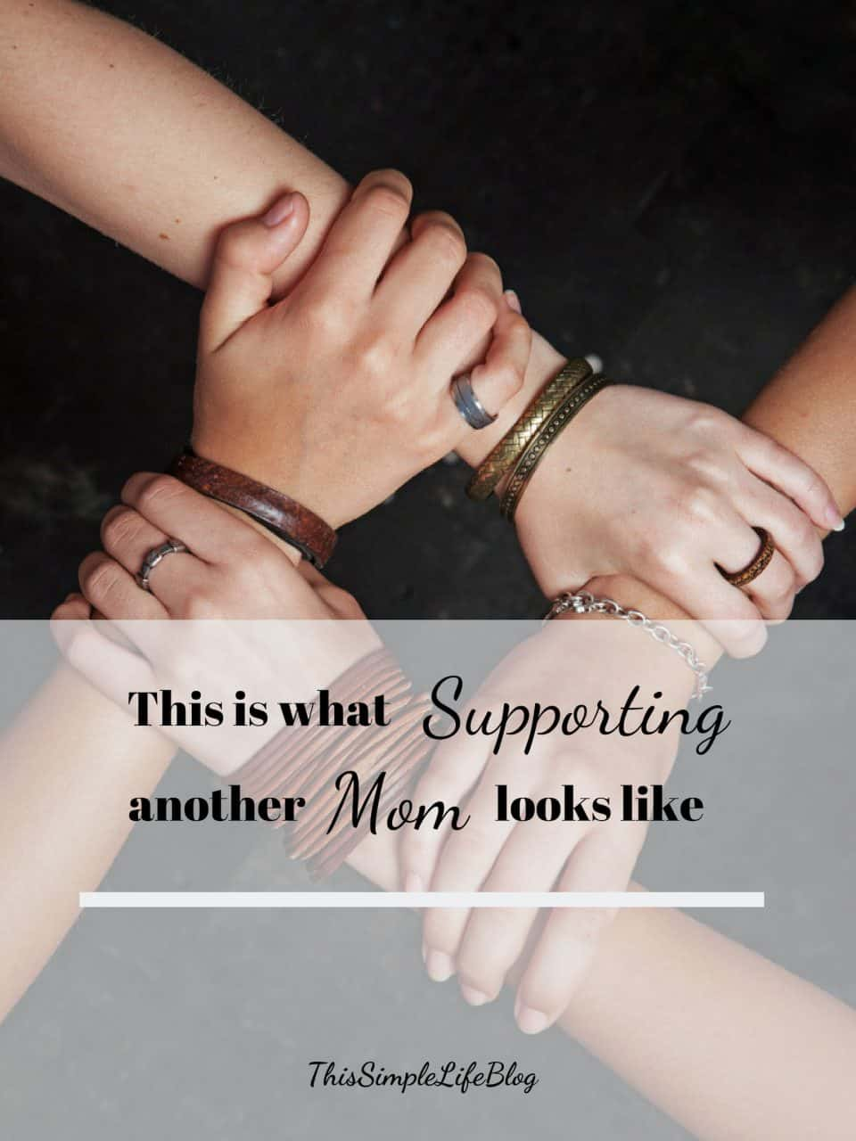 Moms, Motherhood, Support for moms