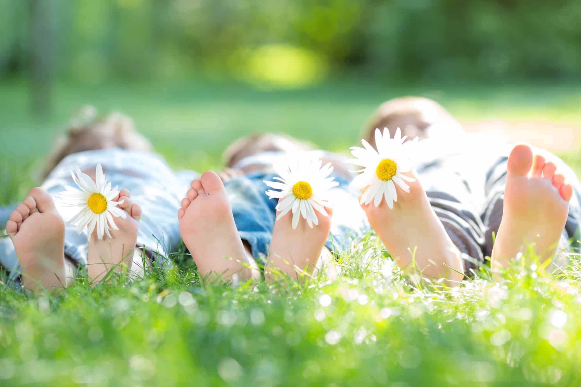 30 Activities for Spring Family Fun
