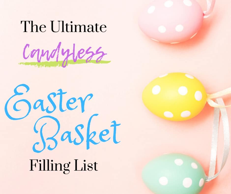 Candyless Easter Baskets for Every Kid