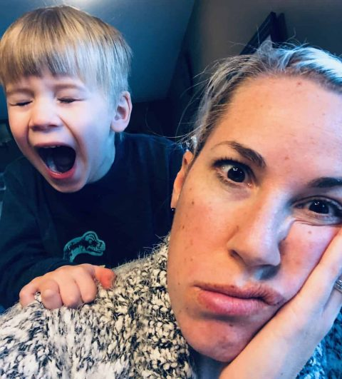 A Hilariously Real Day in the Life of a SAHM
