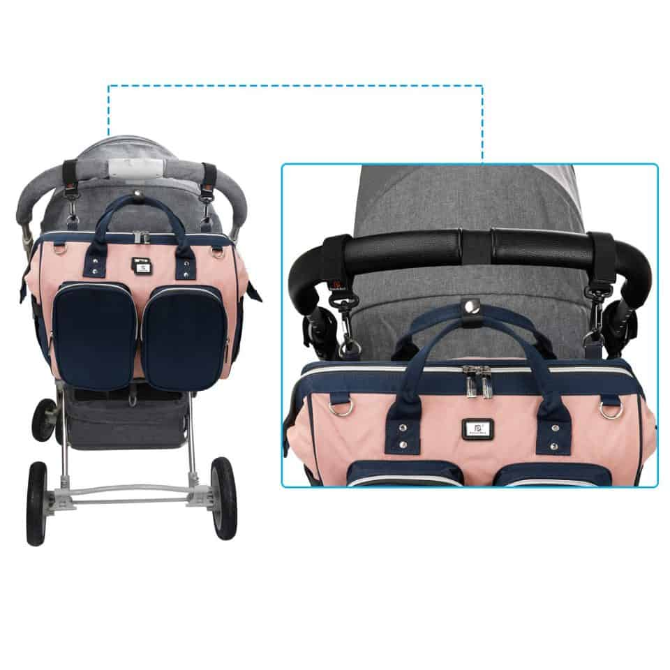 The Best Diaper Bags for Mom and Baby