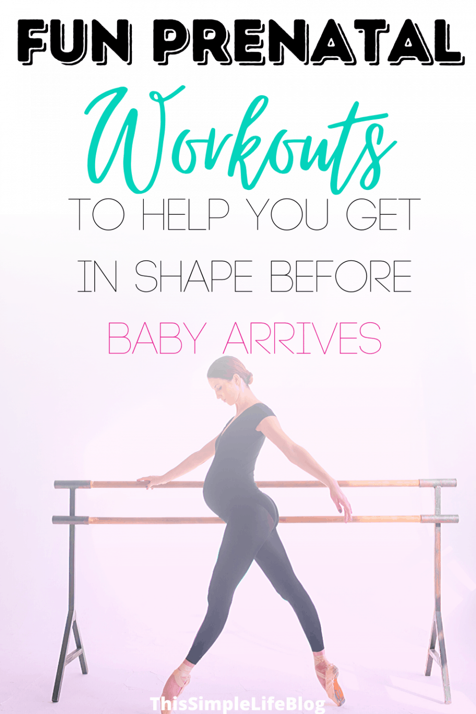 Best Core Strength Boosting Pregnancy workouts blog post header 3