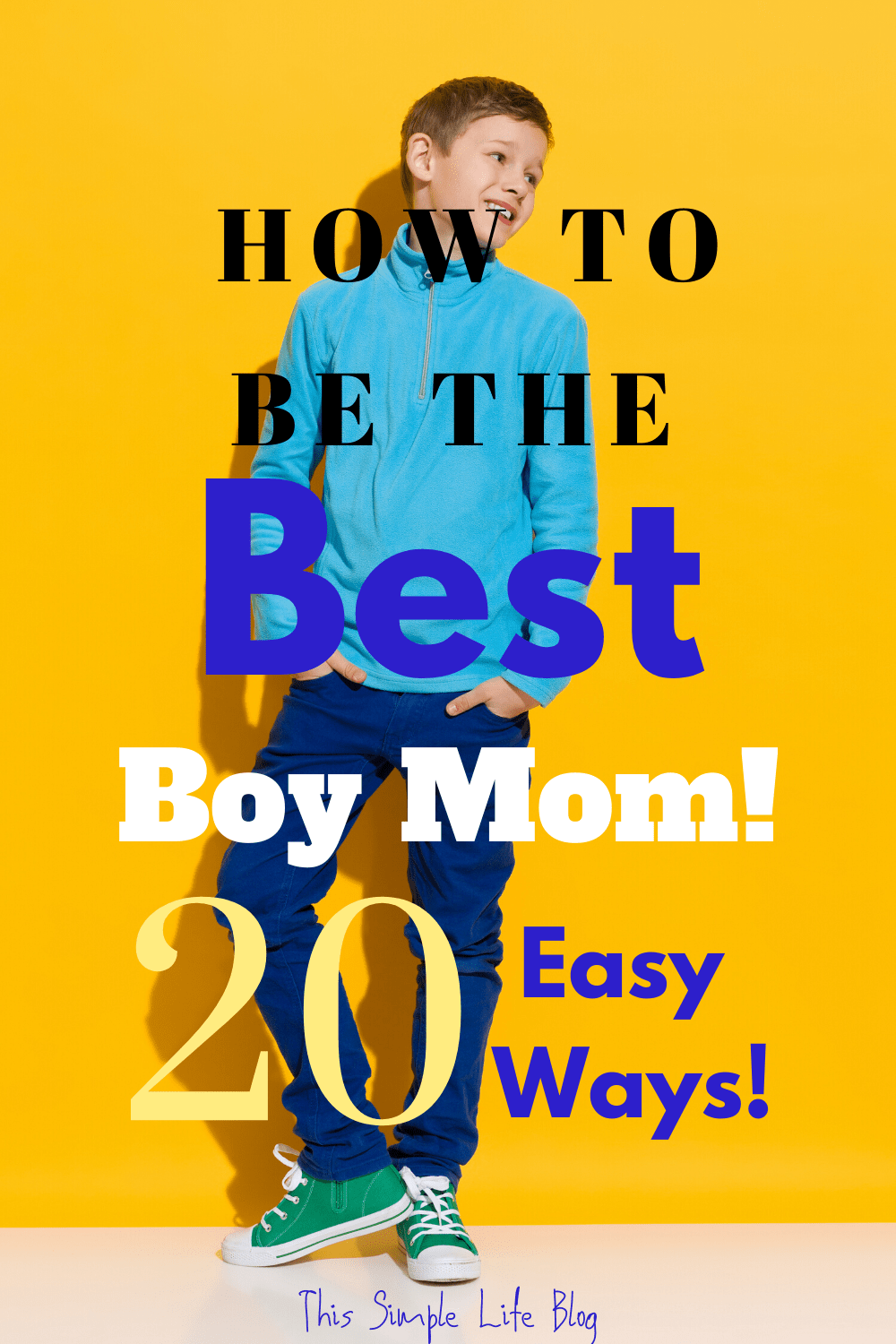 20 ways to bond with your son